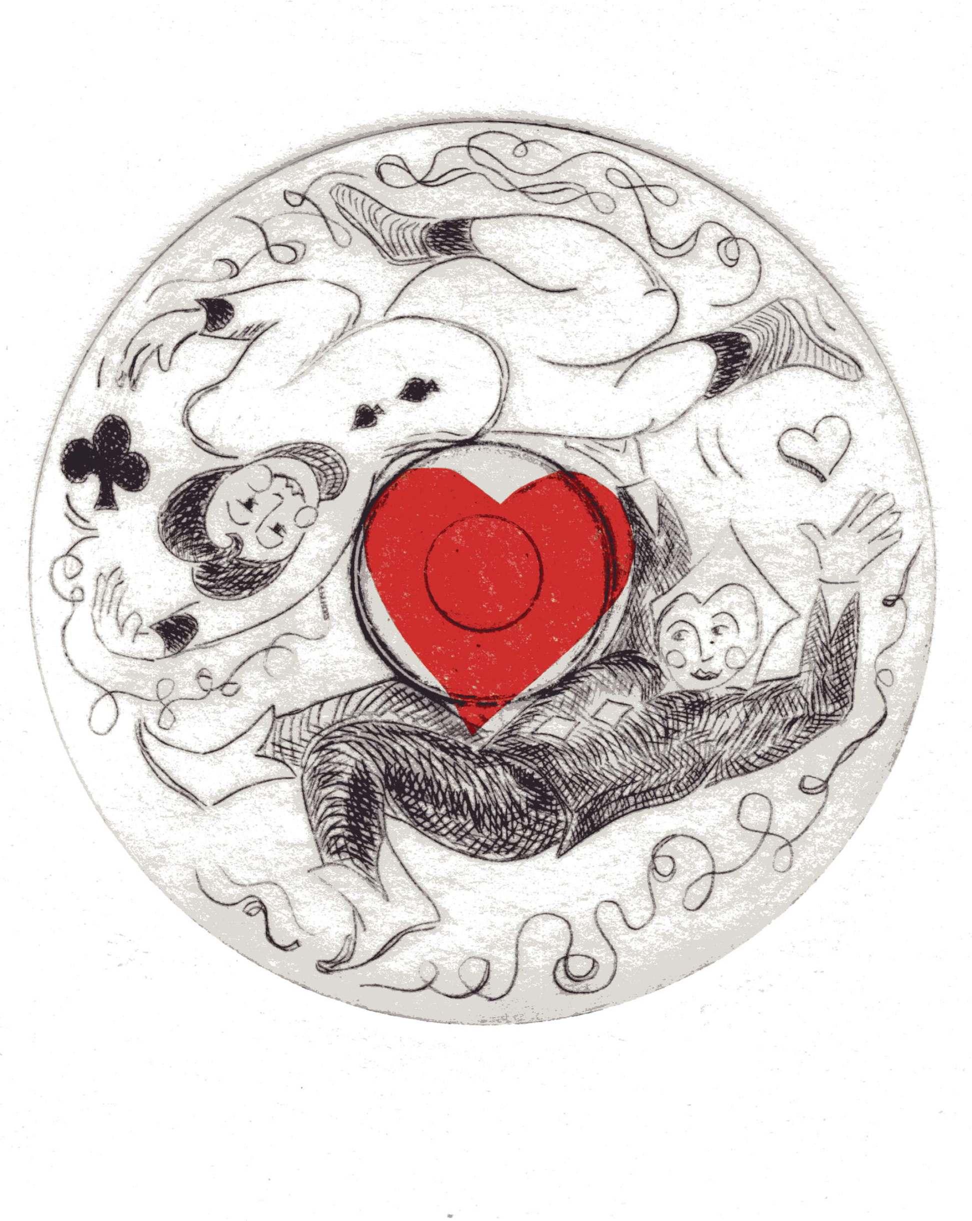 Disque de Coeur